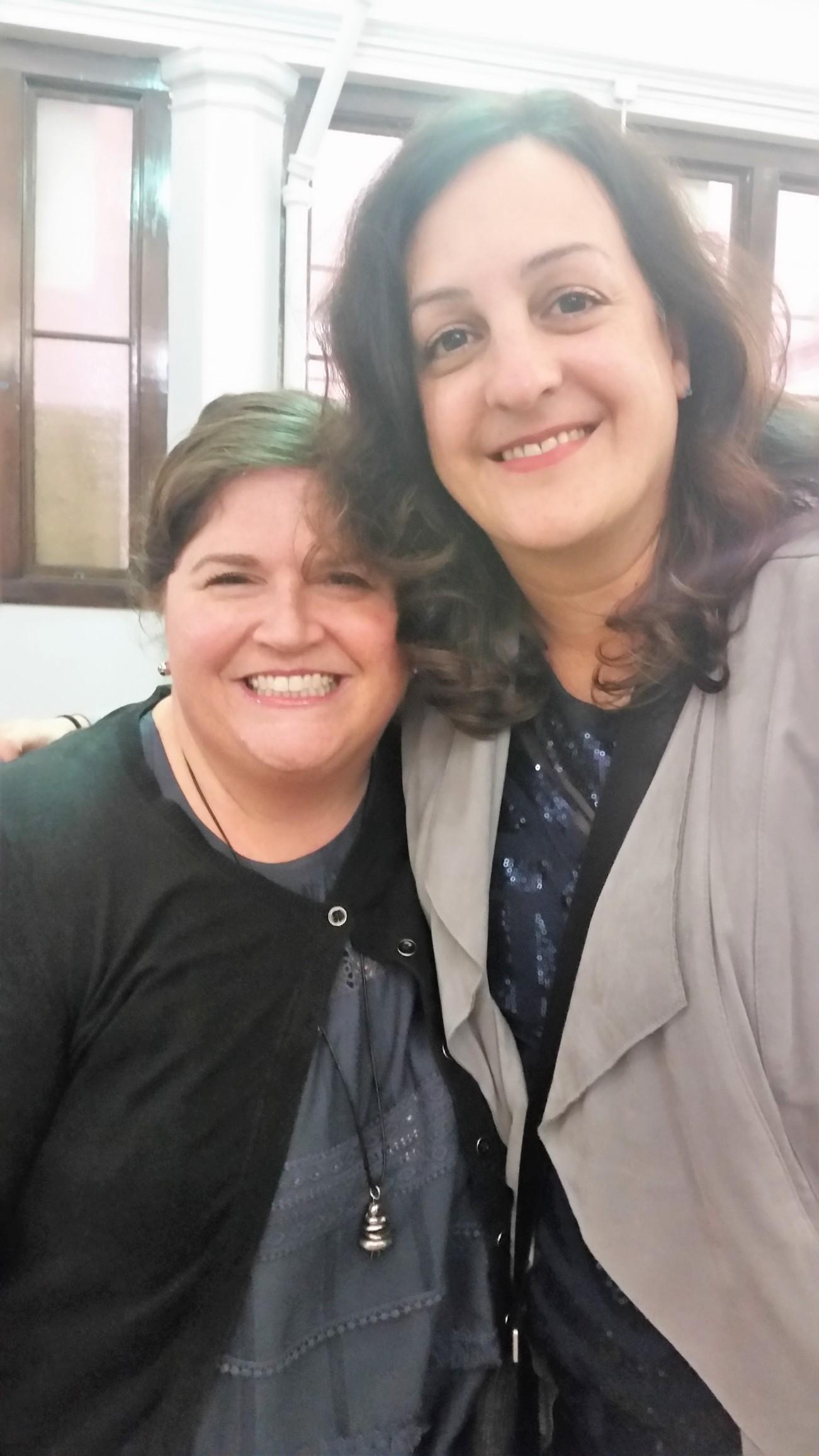 Maria and Jill